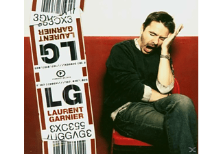 Laurent Garnier - Excess Luggage (3CD) - (CD)