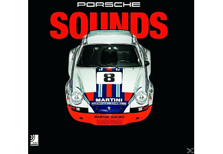 VARIOUS - Porsche Sounds - (CD + Buch)