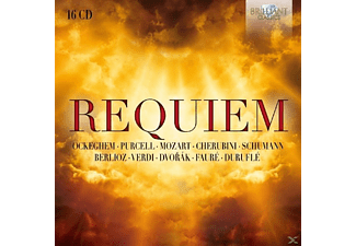 VARIOUS - Requiem - (CD)