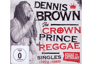 Dennis Brown - Crown Prince Of Reggae (2cd+Dvd) - (CD + DVD Video)