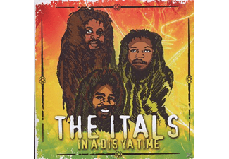 The Itals - In A Dis Ya Time - (CD)