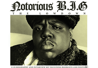 The Notorious B.I.G. - The Lowdown - (CD)