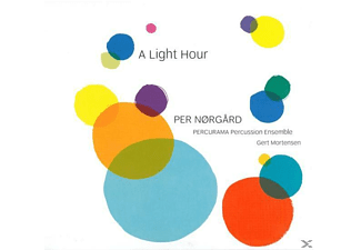 Percurama Percussion Ensemble - A Light Hour - (CD)