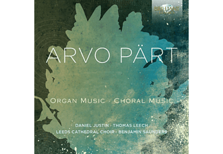 VARIOUS - Organ Music. Choral Music - (CD)