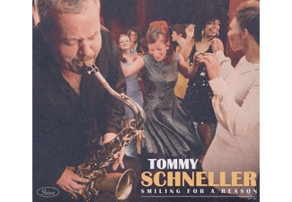 Tommy Schneller - Smiling for a reason - (CD)