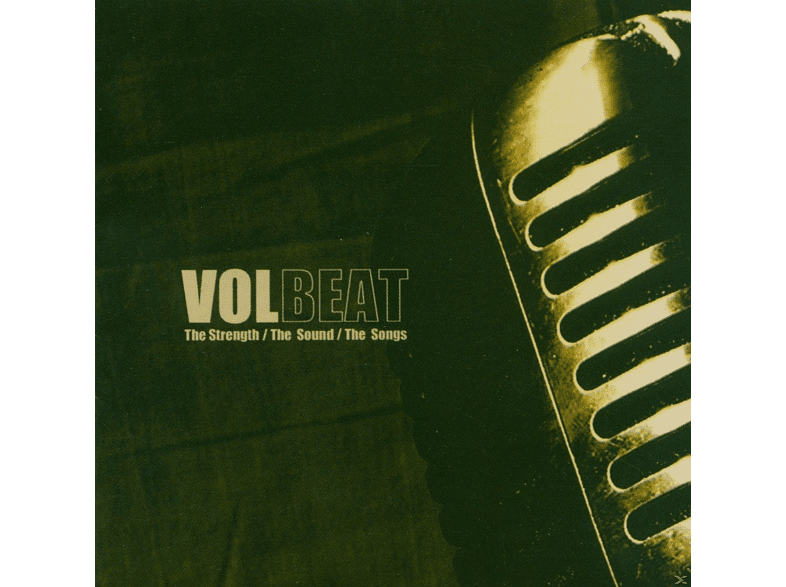 Volbeat - The Strength / The Sound / The Songs [Vinyl]