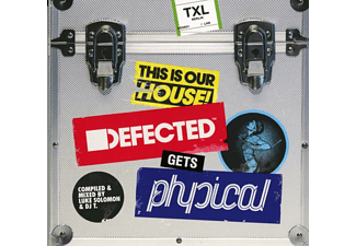 Luke & DJ T., VARIOUS - Defected Gets Physical - (CD)