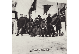 Angles 9 - Injuries - (CD)