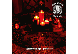 The Spirit Cabinet - Hystero Epileptic Possessed - (CD)