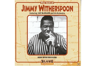 Jimmy Witherspoon, Jay (and His Orchestra) Mcshann - The Best Of Jimmy Witherspoon - (CD)