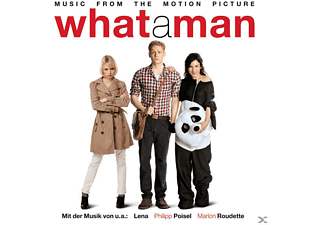 VARIOUS, OST/VARIOUS - What a Man - Filmmusik (CD) - (CD)