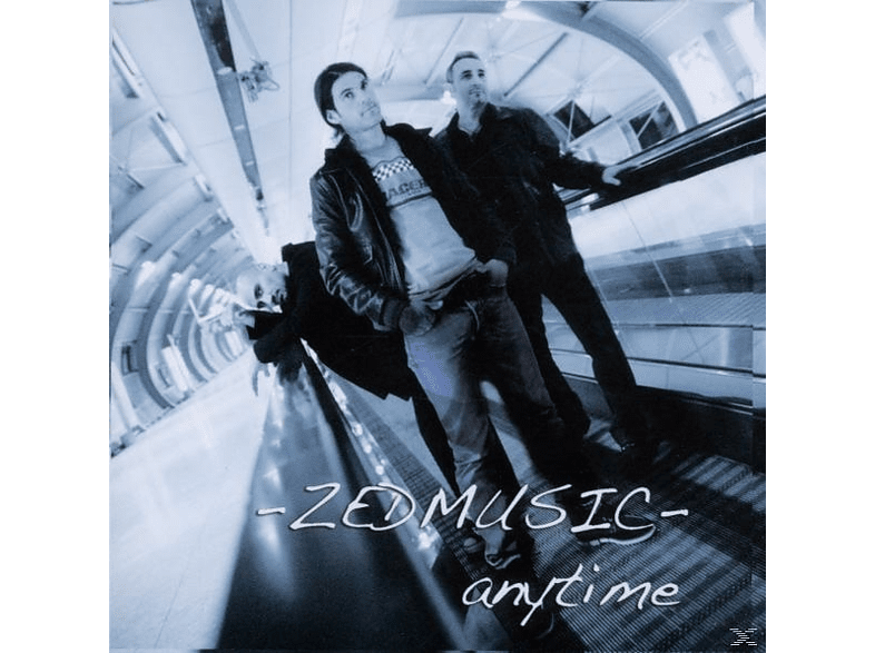 Zedmusic - Anytime [CD]