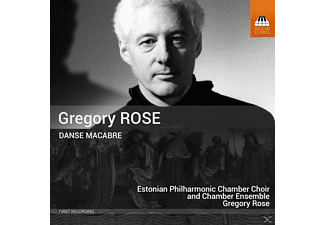 Rose/Estonian Phil.Chamber Choir - Danse Macabre - (CD)