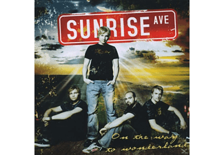 Sunrise Avenue - ON THE WAY TO WONDERLAND - (CD)