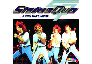 Status Quo - A Few Bars More - (CD)