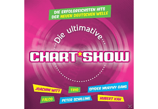 VARIOUS - Die Ultimative Chartshow-Ndw - (CD)