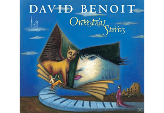 David Benoit - Orchestral Stories - (CD)