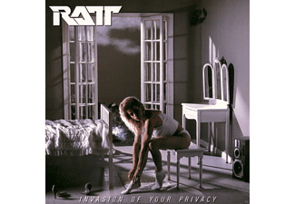 Ratt - Invasion Of Your Privacy (Lim.Collectors Edition) [CD]