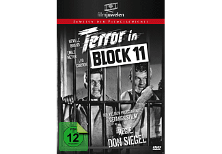 Terror in Block 11 - (DVD)
