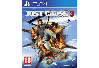 Just Cause 3 FR/NL PS4