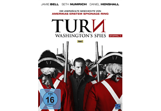 Turn: Washington's Spies [DVD]