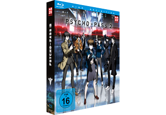 Psycho Pass - 2. Staffel Vol. 1 (Limited Edition) - (Blu-ray)