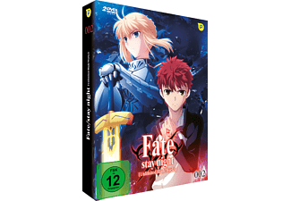 Fate/Stay Night - Vol. 2 (Limited Edition) [DVD]