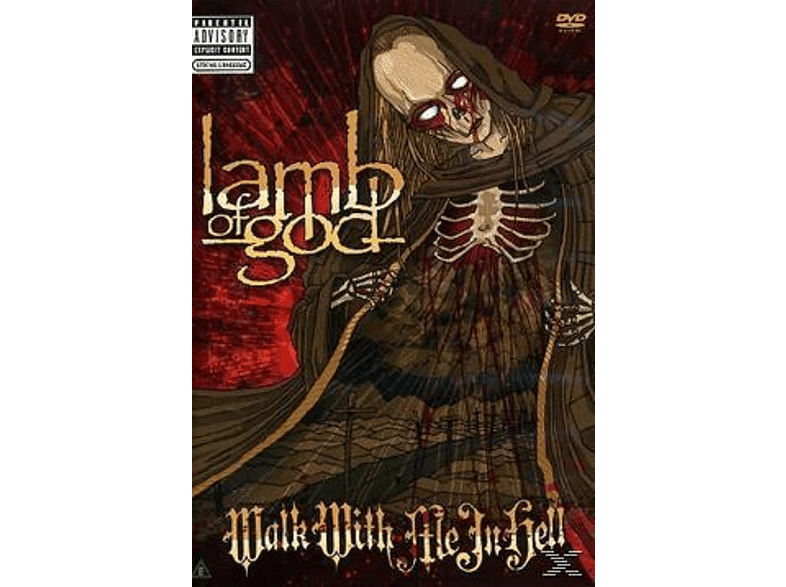 Lamb of God - Walk With Me in Hell [DVD]