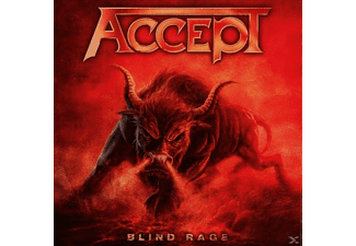 Accept - Blind Rage - (CD + DVD)