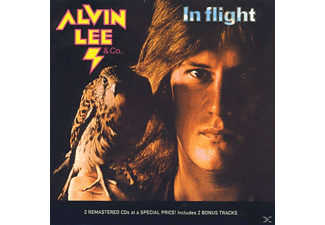 Alvin Lee - In Flight - (CD)