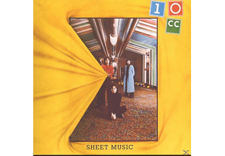 Ten Cc - Sheet Music - (CD)