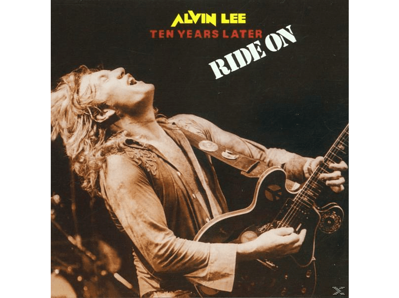 Alvin/ten Years Late Lee, Alvin & Ten Years Later Lee - Ride On [CD]