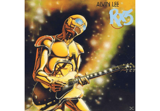 Alvin Lee - Rx5 - (CD)