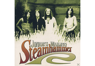 Steamhammer - Junior S Wailing - (CD)