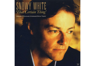 Snowy White - That Certain Thing - (CD)