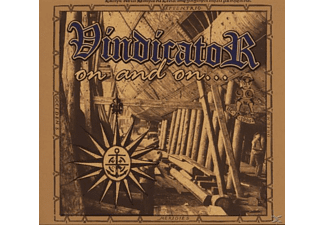 Vindicator - On And On? - (CD)