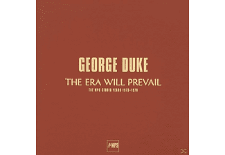 George Duke - The Era Will Prevail - (Vinyl)