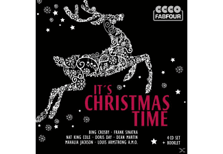 VARIOUS - It's Christmas Time - (CD)