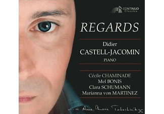 Didier Castell-jacomin - Regards - (CD)