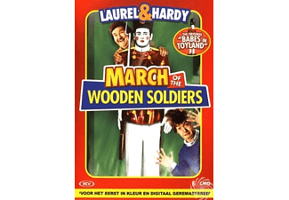 Laurel & Hardy-march Of The Wooden Soldiers | DVD
