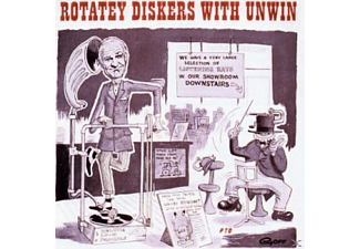 Stanley Unwin - Rotatey Diskers With Unwin - (CD)