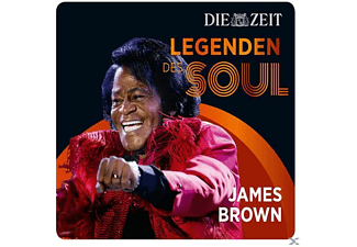 James Brown - Die Zeit Edition: Legenden Des Soul - (CD)