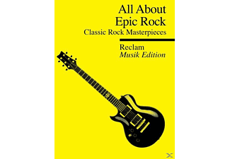 VARIOUS - All About - Reclam Musik Edition - Epic Rock [CD]