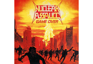 Nuclear Assault - Game Over [CD]