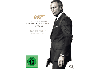 James Bond - Daniel Craig Collection - (DVD)