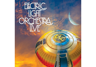 Electric Light Orchestra - Live - (Vinyl)