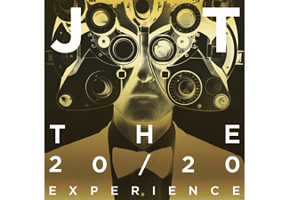 Justin Timberlake - THE 20/20 EXPERIENCE-THE COMPLETE EXPERIENCE - (Vinyl)