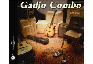 Gadjo Combo - Modern' Swing - (CD)
