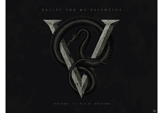 Bullet For My Valentine - Venom (Deluxe Edition) [CD + Merchandising]