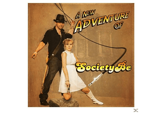 Societybe - A New Adventure Of [CD]